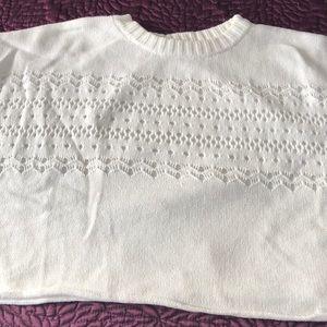 Urban Feminine Spring Sweater cropped